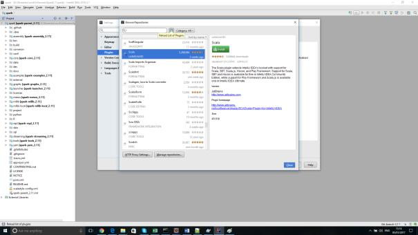 Spark – Build Spark from source on Windows   SHREESHA